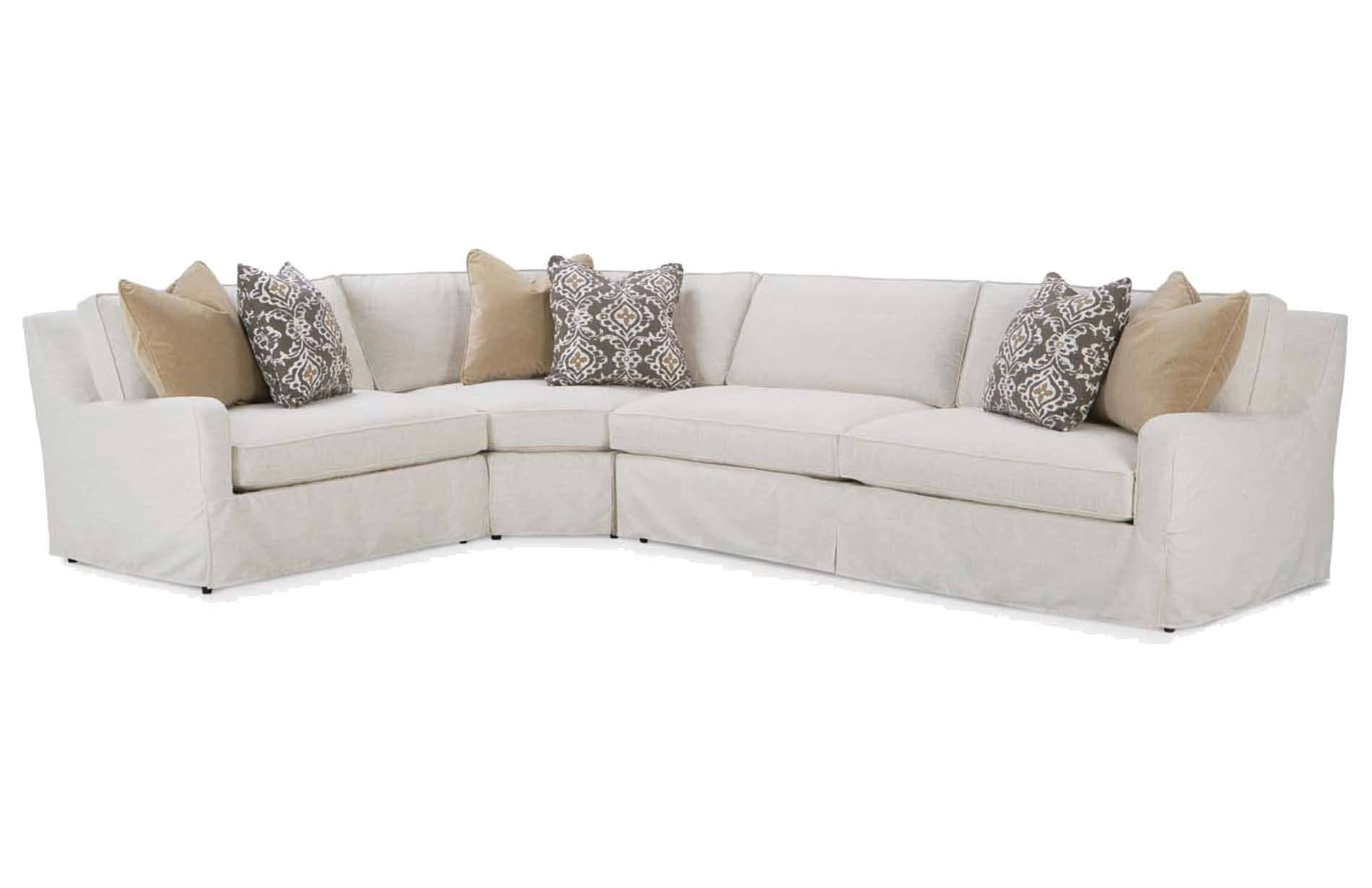 Furniture: Slipcover Sectional Sofa | Couch Covers Cheap | Couch intended for 3 Piece Sofa Covers (Image 8 of 15)