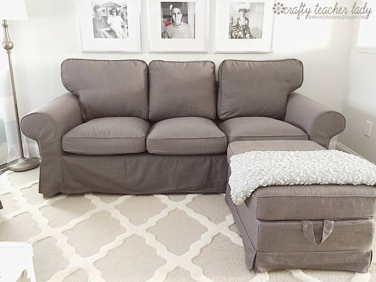 Furniture: Slipcovered Loveseat | Slipcovers For Loveseat intended for Loveseat Slipcovers T-Cushion (Image 9 of 15)