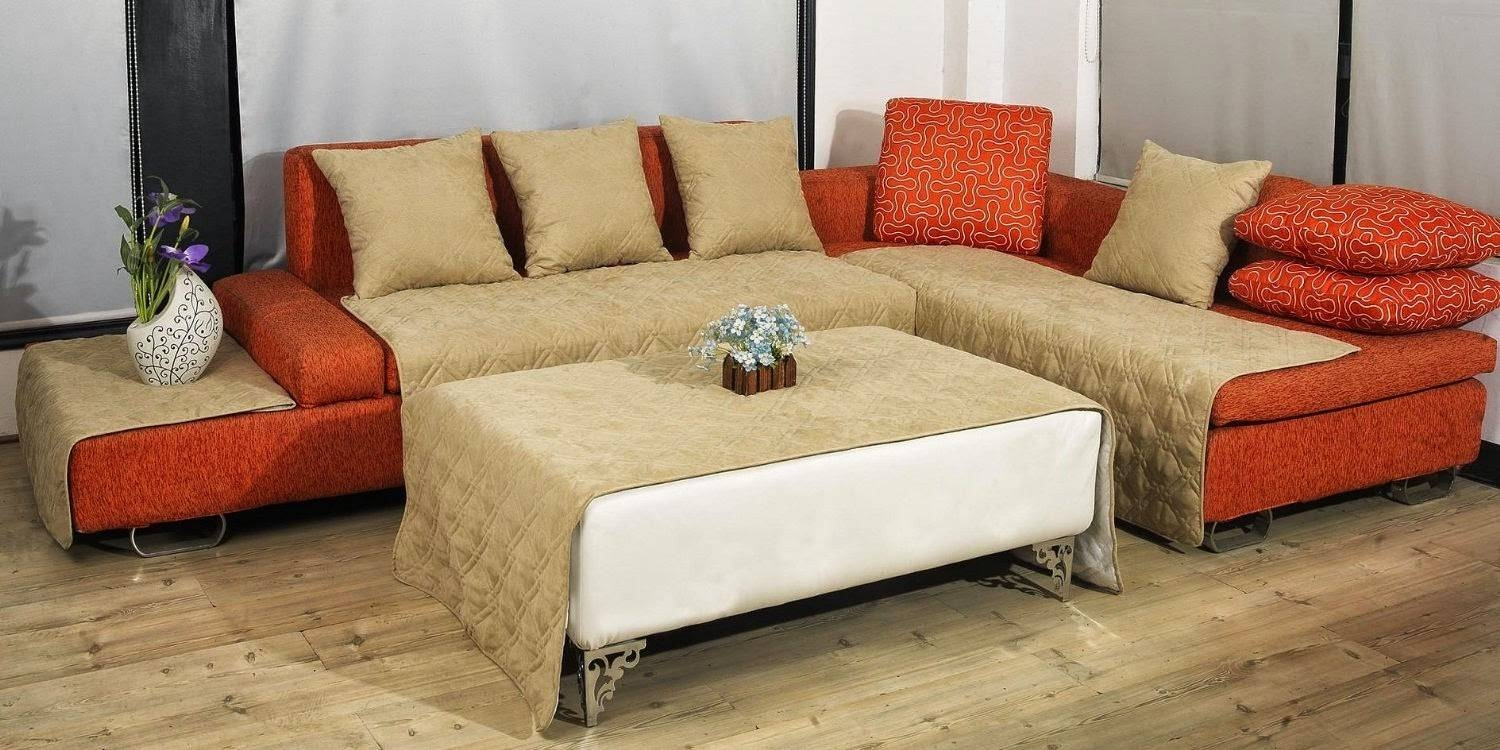 Furniture: Slipcovers For Sectional That Applicable To All Kinds in Slipcovers For Chaise Lounge Sofas (Image 8 of 15)