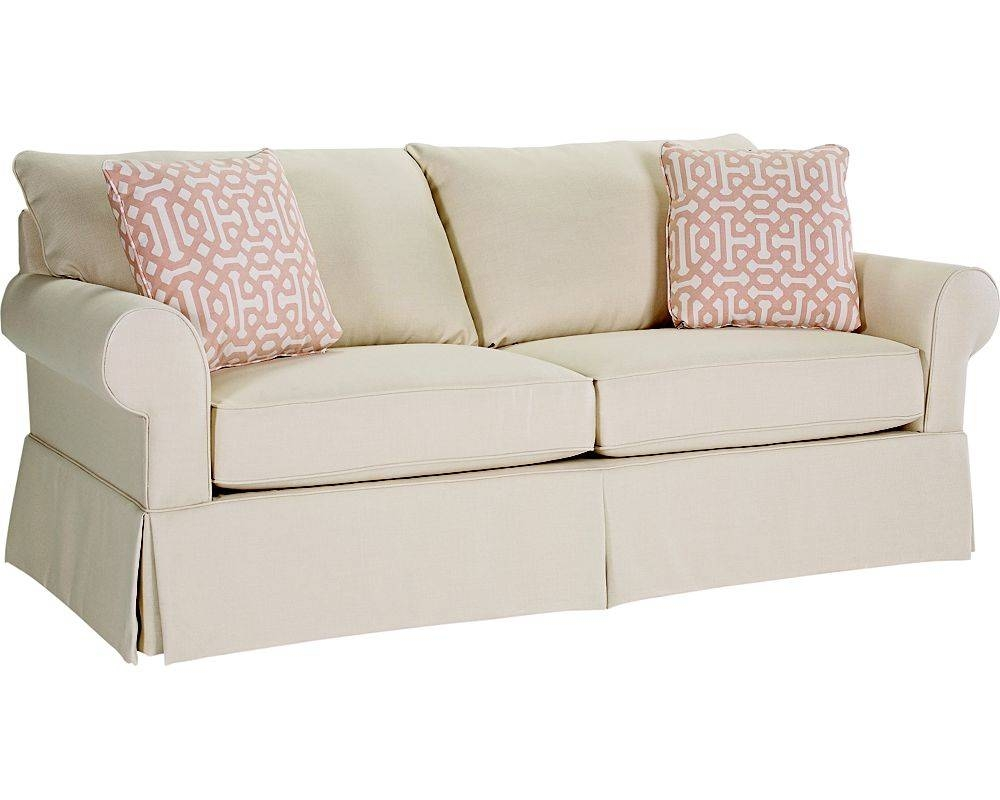 Furniture: Stunning Broyhill Sofas For Enchanting Living Room in Broyhill Larissa Sofas (Image 8 of 15)