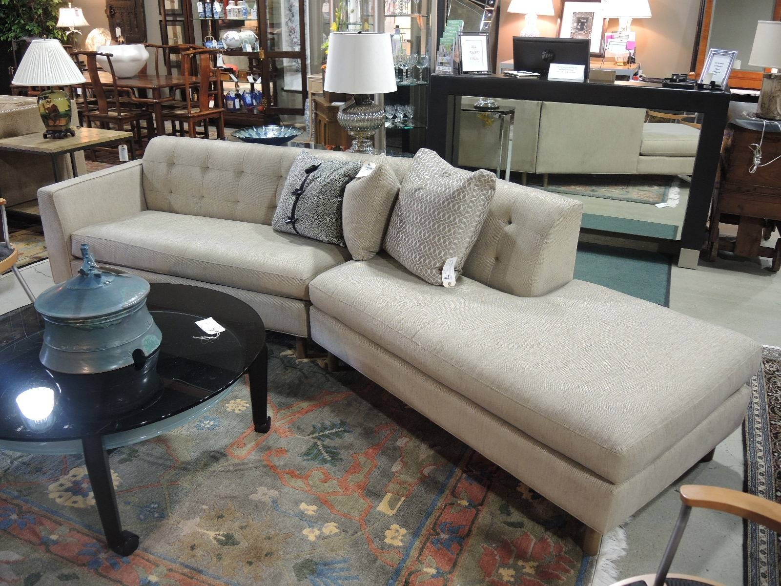 Furniture: Stylish Whittemore Sherrill Leather Sofa | Stylish pertaining to Precedent Sofas (Image 1 of 15)