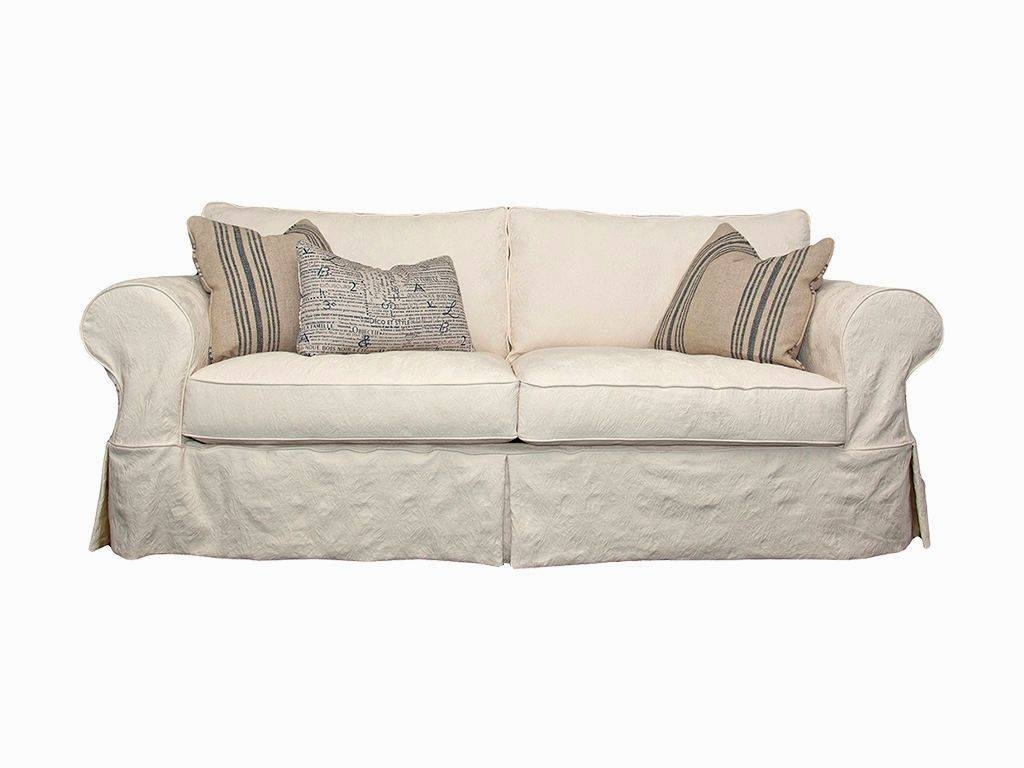Furniture: T Cushion Slipcover | Sofa Slipcovers With Separate with regard to Slipcovers for 3 Cushion Sofas (Image 6 of 15)