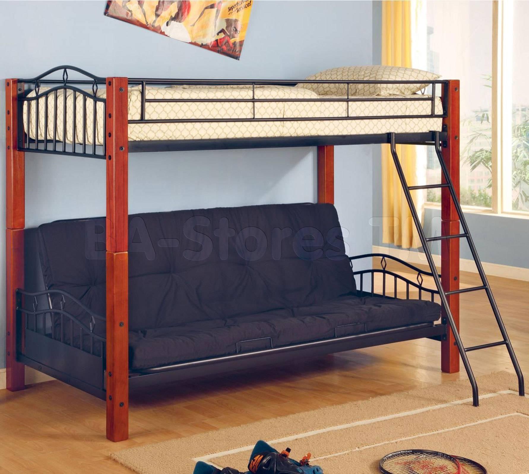 Furniture: Walmart Futon | Futon Kmart | Futon Beds Target inside Kmart Bunk Bed Mattress (Image 12 of 15)