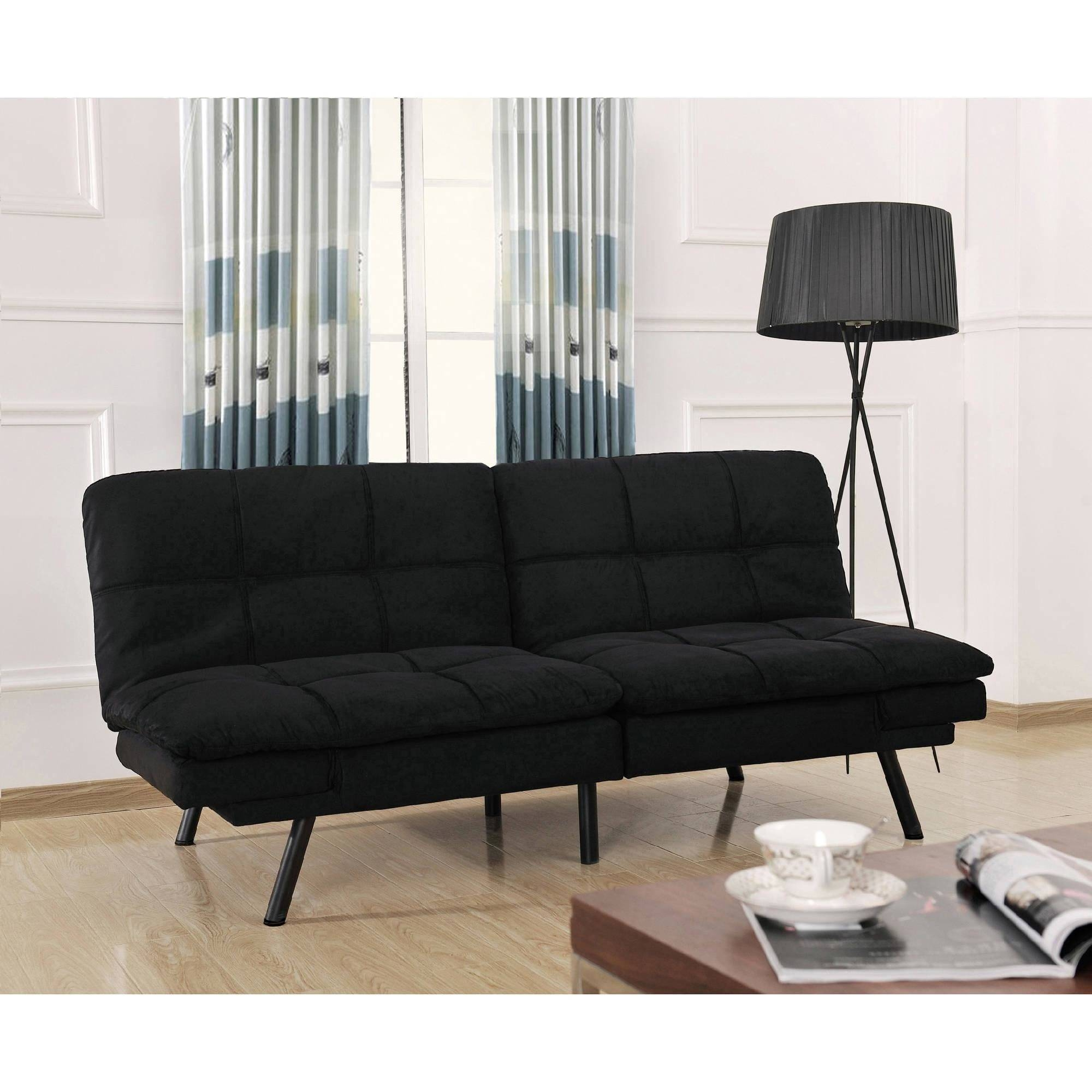 Furniture: Wonderful Walmart Futon Beds With A Simple Folding within Kmart Futon Beds (Image 10 of 15)