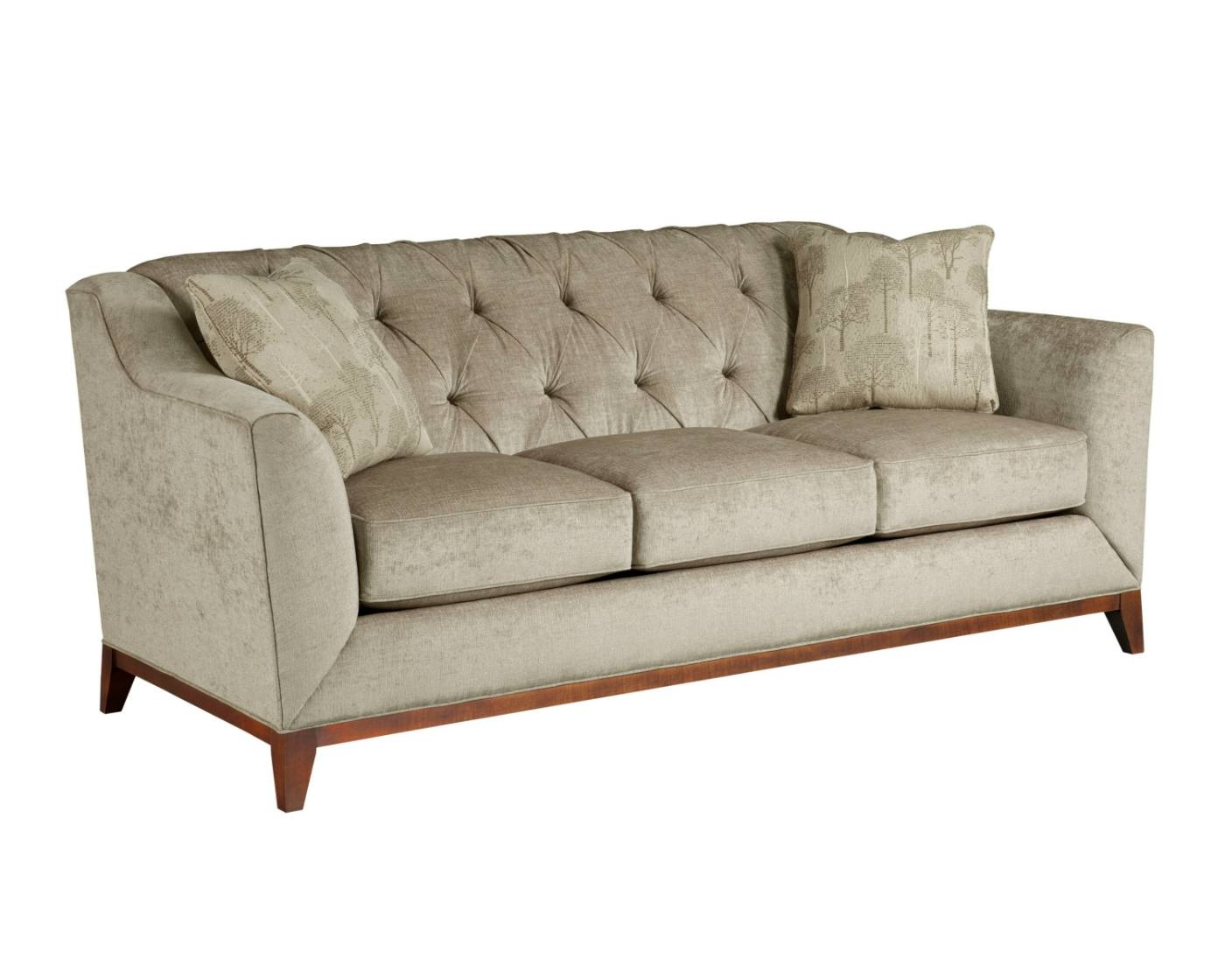 Gabrielle Sofa - Chambers Furniture inside Broyhill Sofas (Image 14 of 15)