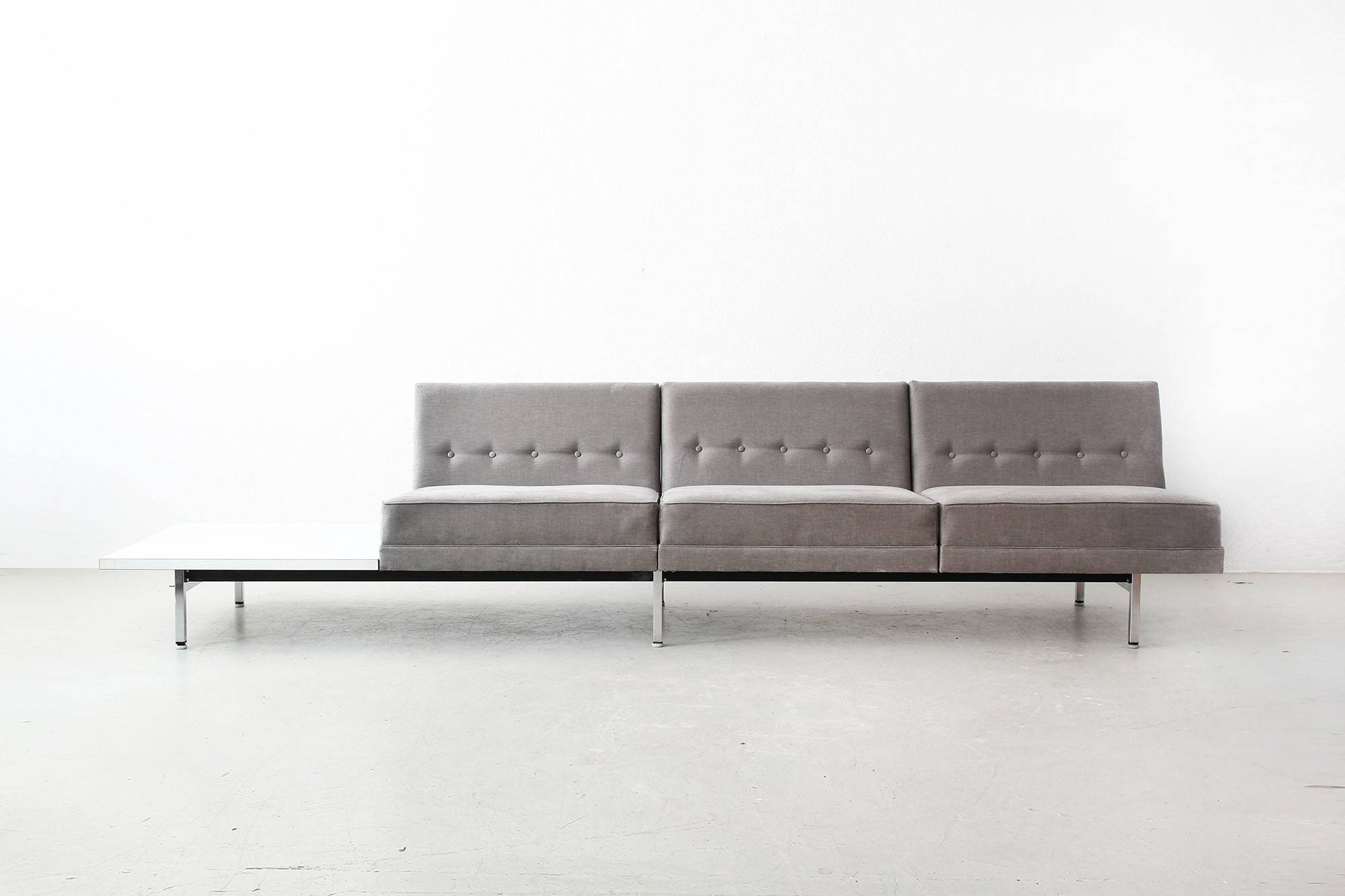 Galerie Bachmann • Modular System Sofageorge Nelson For Herman in George Nelson Sofas (Image 3 of 15)