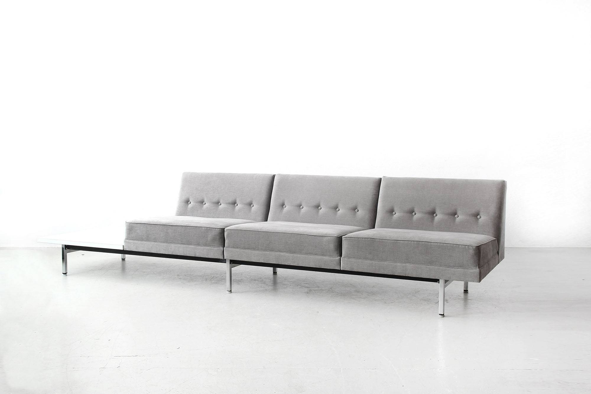 Galerie Bachmann • Modular System Sofageorge Nelson For Herman throughout George Nelson Sofas (Image 4 of 15)