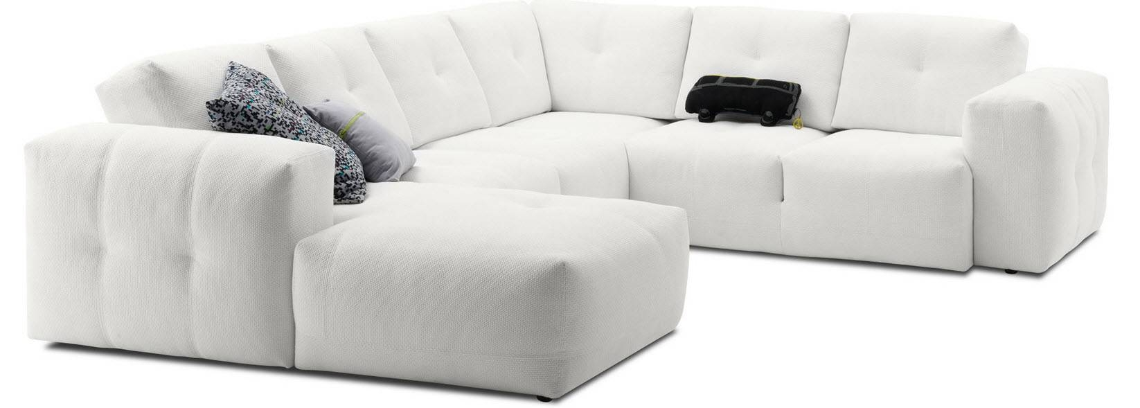 Game On With Our Majorly Modular Sofas | Boconcept Northwest with regard to Cloud Sectional Sofas (Image 7 of 15)