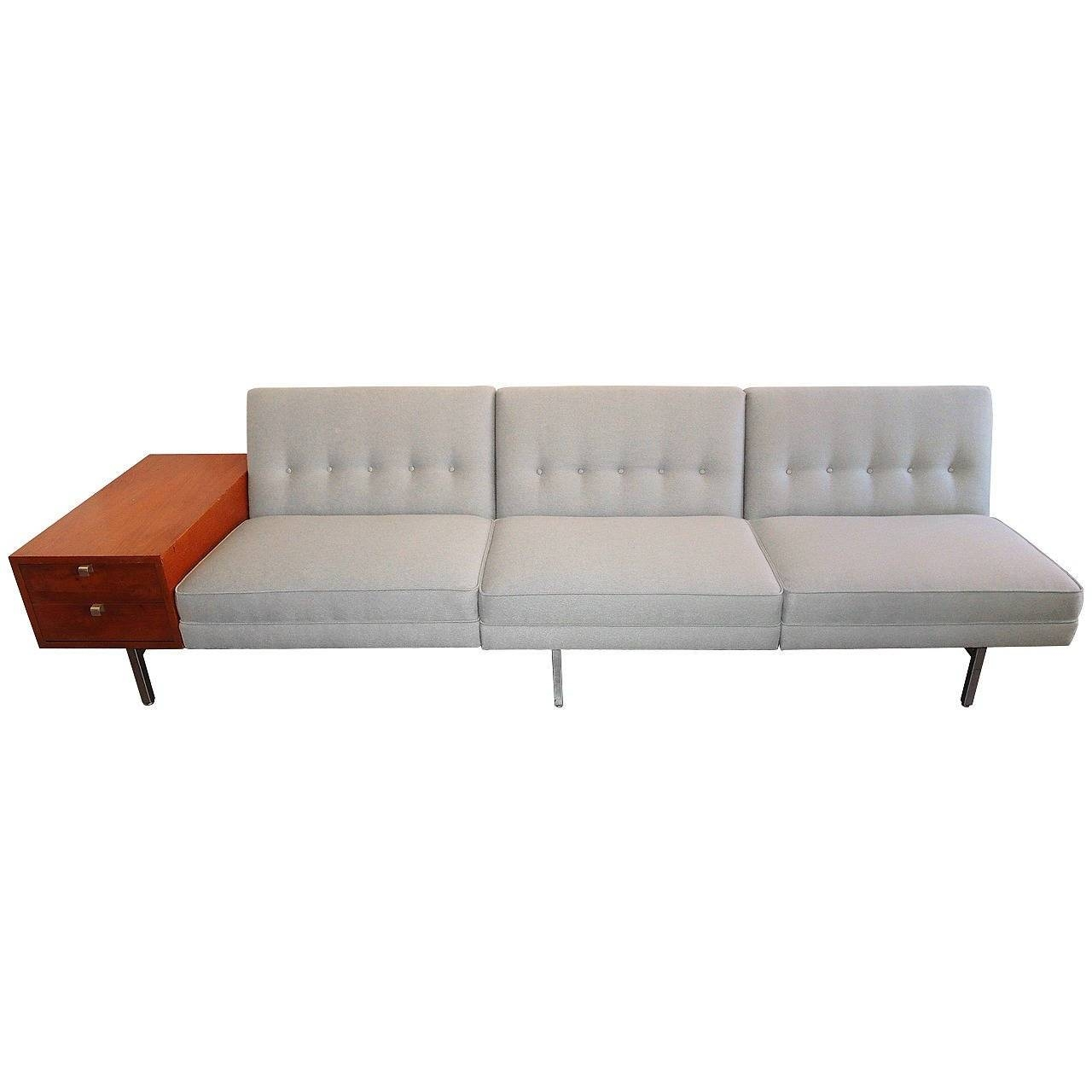 George Nelson Sofa For Herman Miller For Sale At 1Stdibs in George Nelson Sofas (Image 8 of 15)