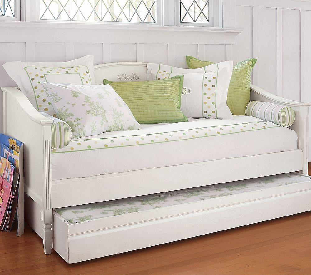 Get Day Beds With Trundle And Enhance Your Living Room | Jitco pertaining to Sofa Beds With Trundle (Image 9 of 15)