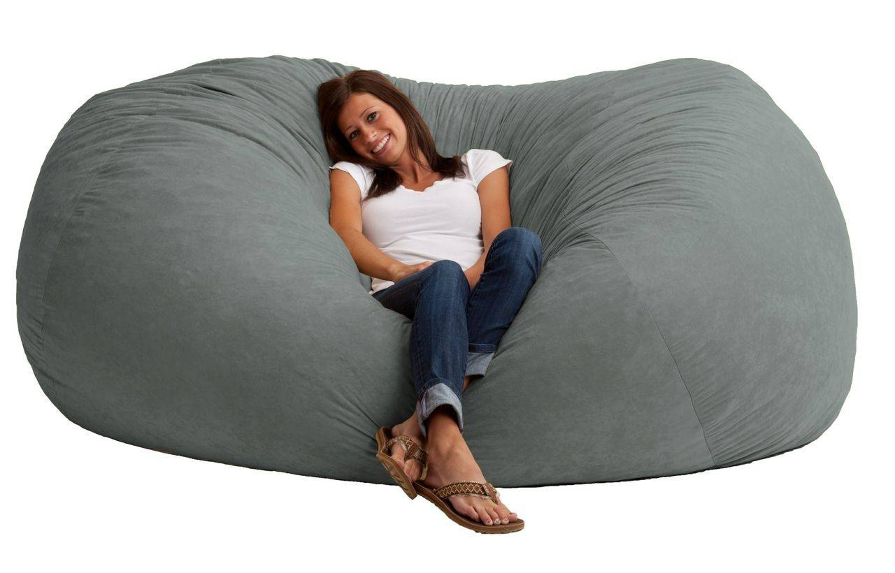 Giant Bean Bag Chairs And Loungers - Soothing Company pertaining to Giant Bean Bag Chairs (Image 13 of 15)