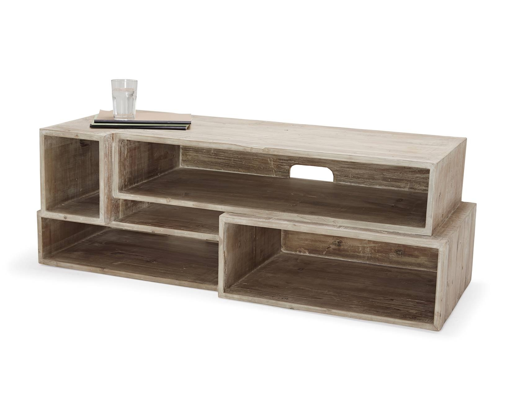 Goggle Mate Tv Stand | Crate Style Tv Stand | Loaf inside Cheap Wood Tv Stands (Image 6 of 15)