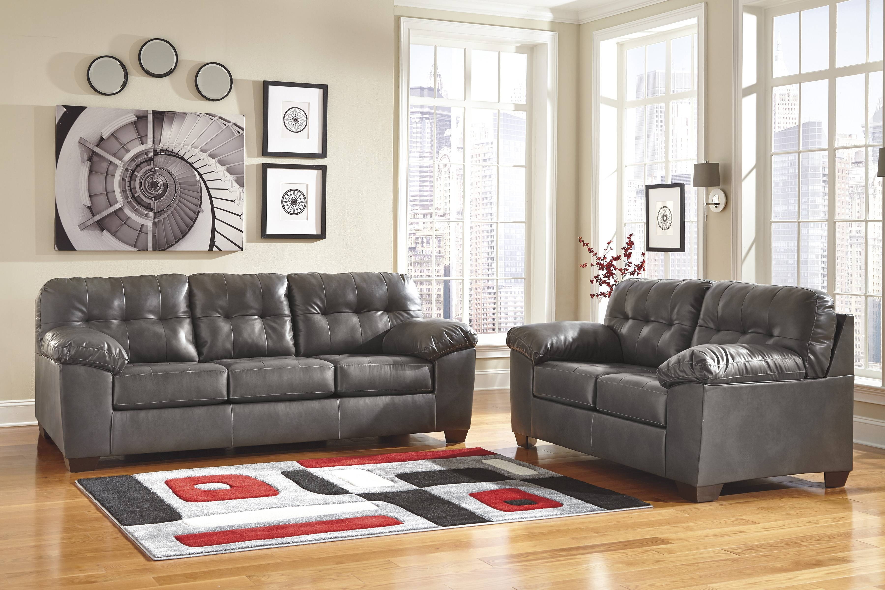 Gray Sectional Sofa Ashley Furniture | Centerfieldbar intended for Gray Sofas (Image 12 of 15)