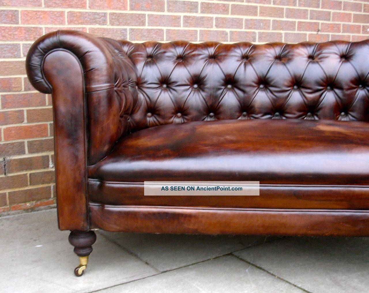 Great Chesterfield Sofa Craigslist Nyc #4782 with Craigslist Chesterfield Sofas (Image 8 of 15)