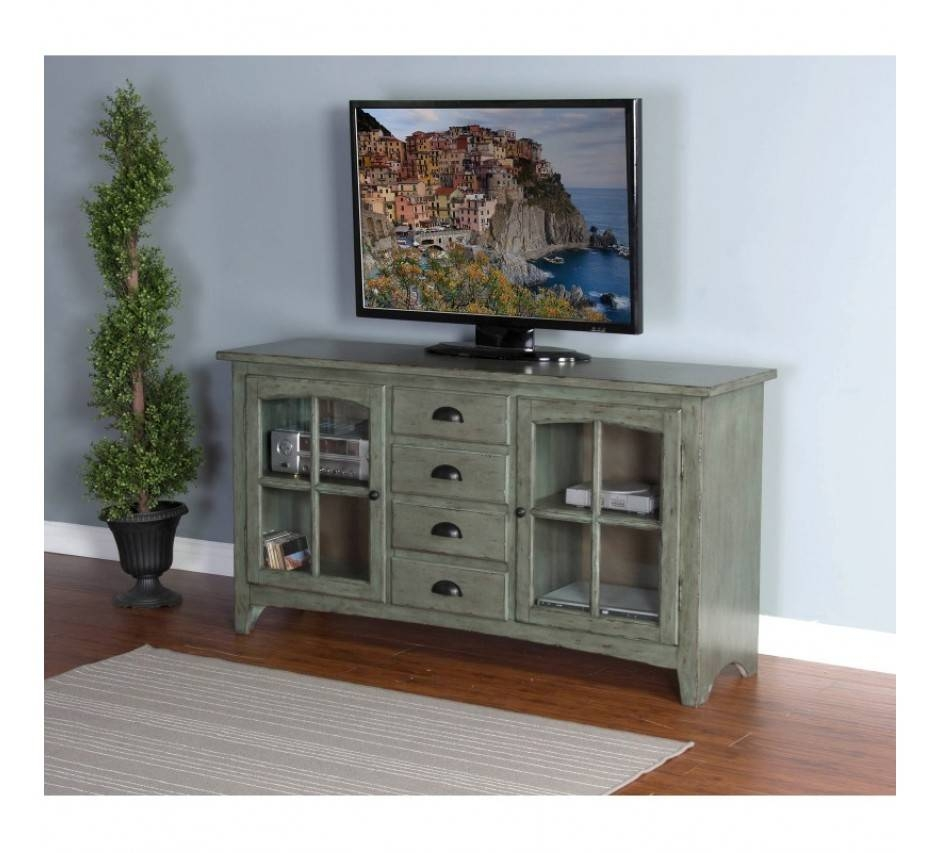 Green Tv Stand within Green Tv Stands (Image 7 of 15)