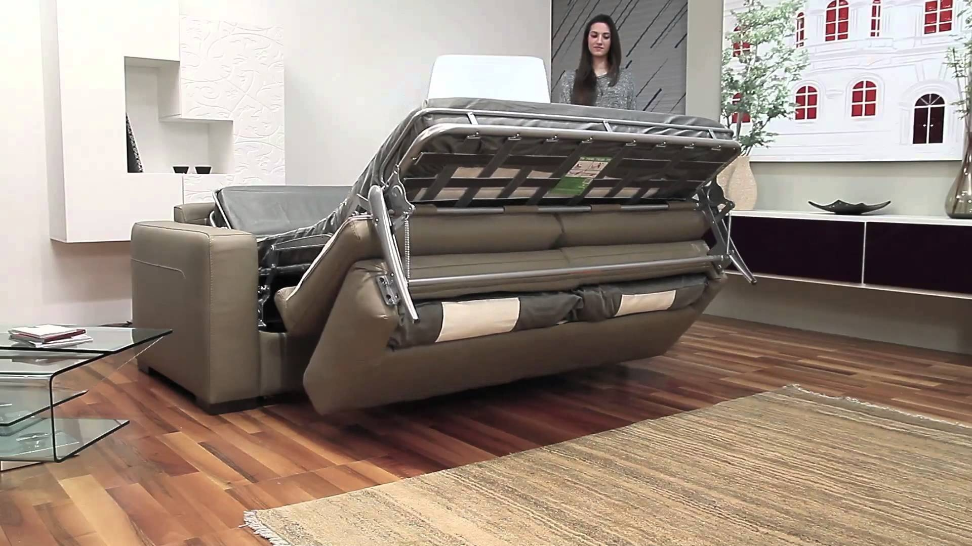 Gruppo Industriale Styling S.r.l.   710 El Motorized   Youtube In Electric Sofa Beds (Photo 3 of 15)