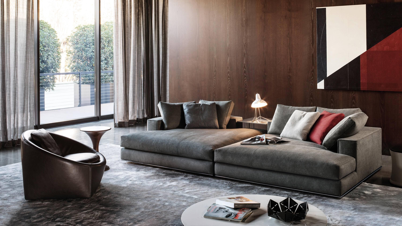 Hamilton - Lounge Sofas From Minotti | Architonic within Hamilton Sofas (Image 2 of 15)