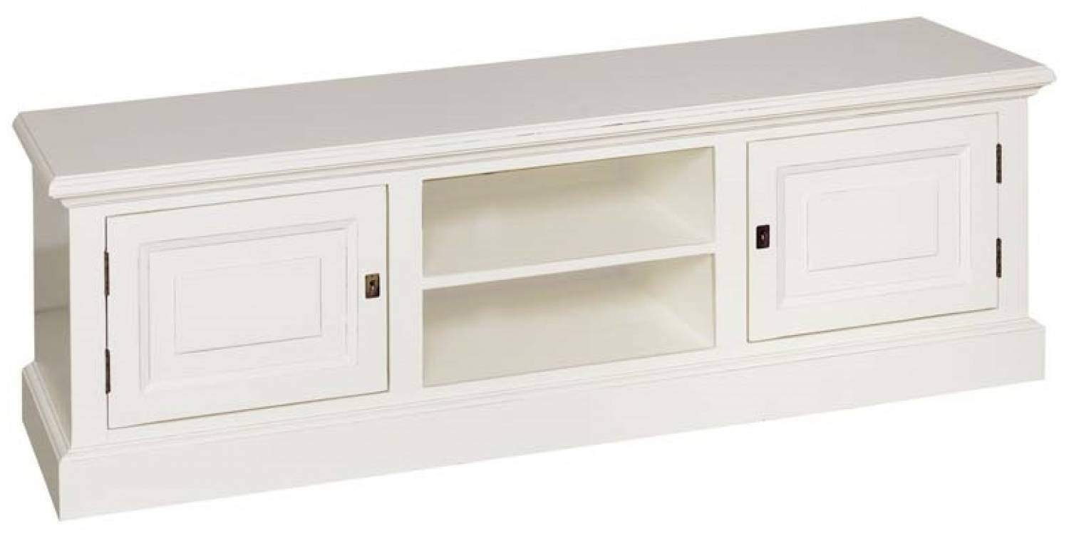 Hamilton Painted Tv Cabinet With 2 Doors In Tv Cabinets with White Painted Tv Cabinets (Image 7 of 15)
