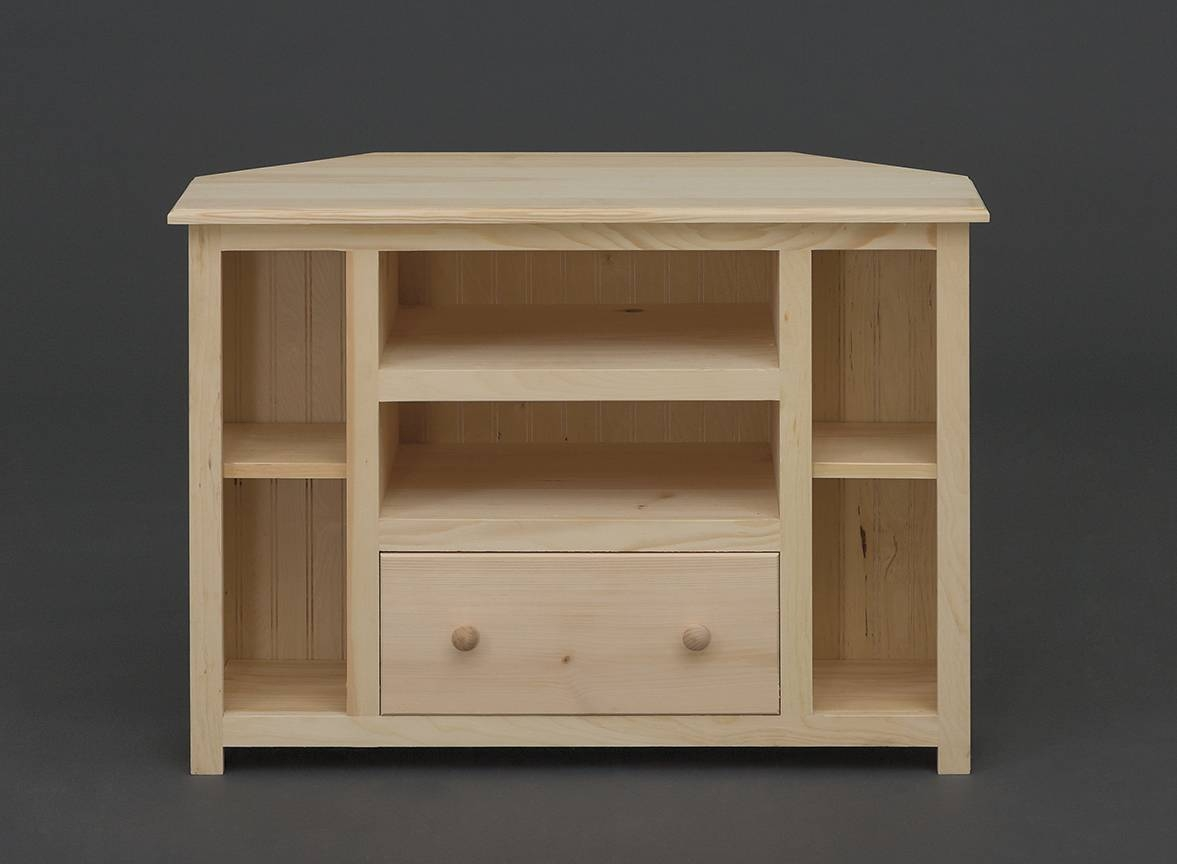 Holmwoods\ Furniture\ And\ Decorating\ Center – Unfinished Occasional Throughout Corner Tv Stands With Drawers (View 4 of 15)