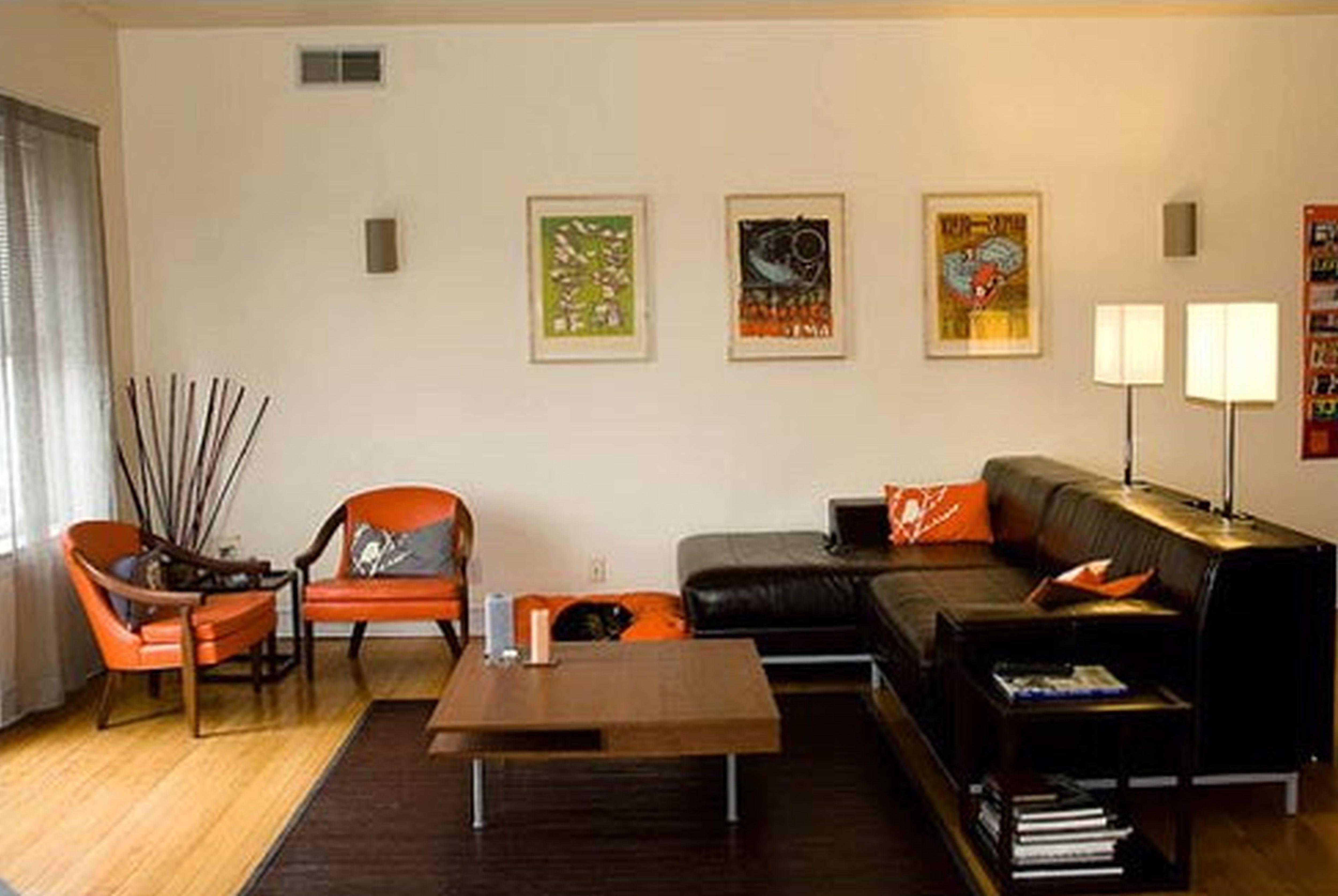 Home Decor With Black Sofas | Centerfieldbar inside Black Sofas Decors (Image 8 of 15)