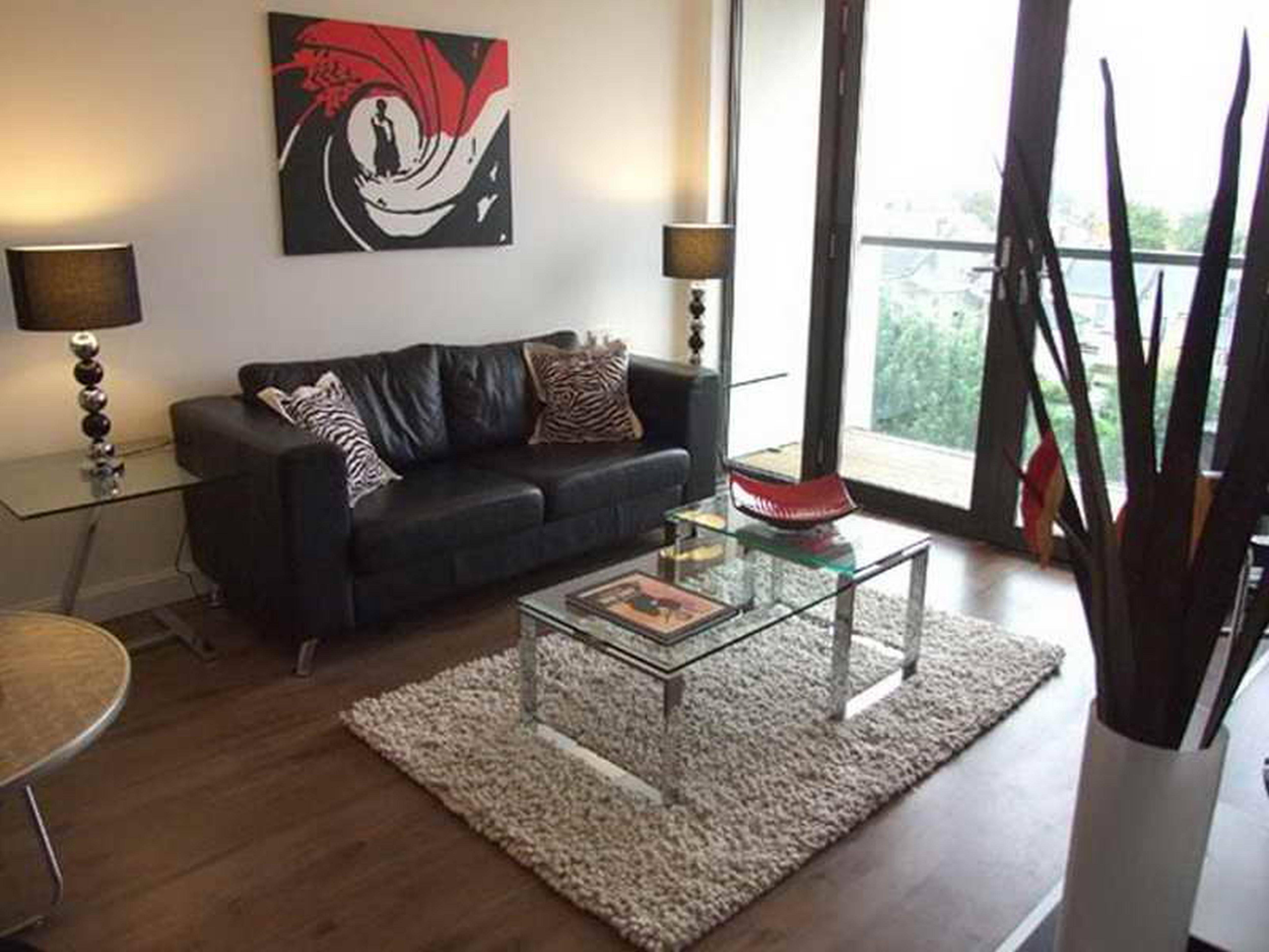 Home Decor With Black Sofas | Centerfieldbar within Black Sofas Decors (Image 9 of 15)