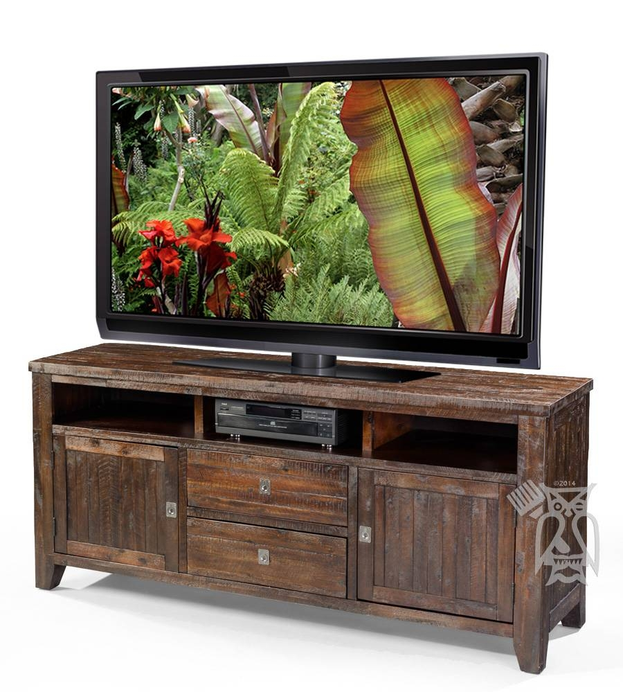 Hoot Judkins Furniture|San Francisco|San Jose|Bay Area|Jofran||60 in Dark Wood Tv Stands (Image 10 of 15)