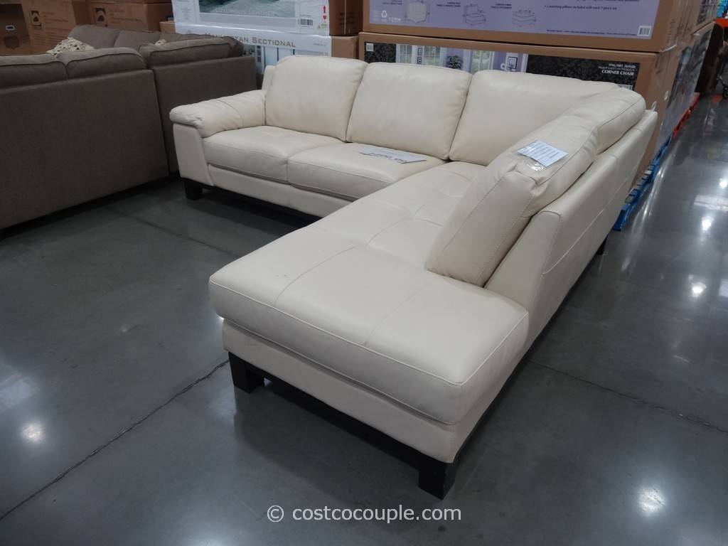 Htl Manhattan Leather Sectional inside Costco Leather Sectional Sofas (Image 6 of 15)