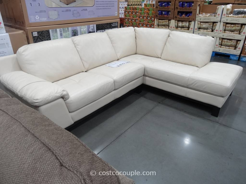 Htl Manhattan Leather Sectional with regard to Costco Leather Sectional Sofas (Image 7 of 15)
