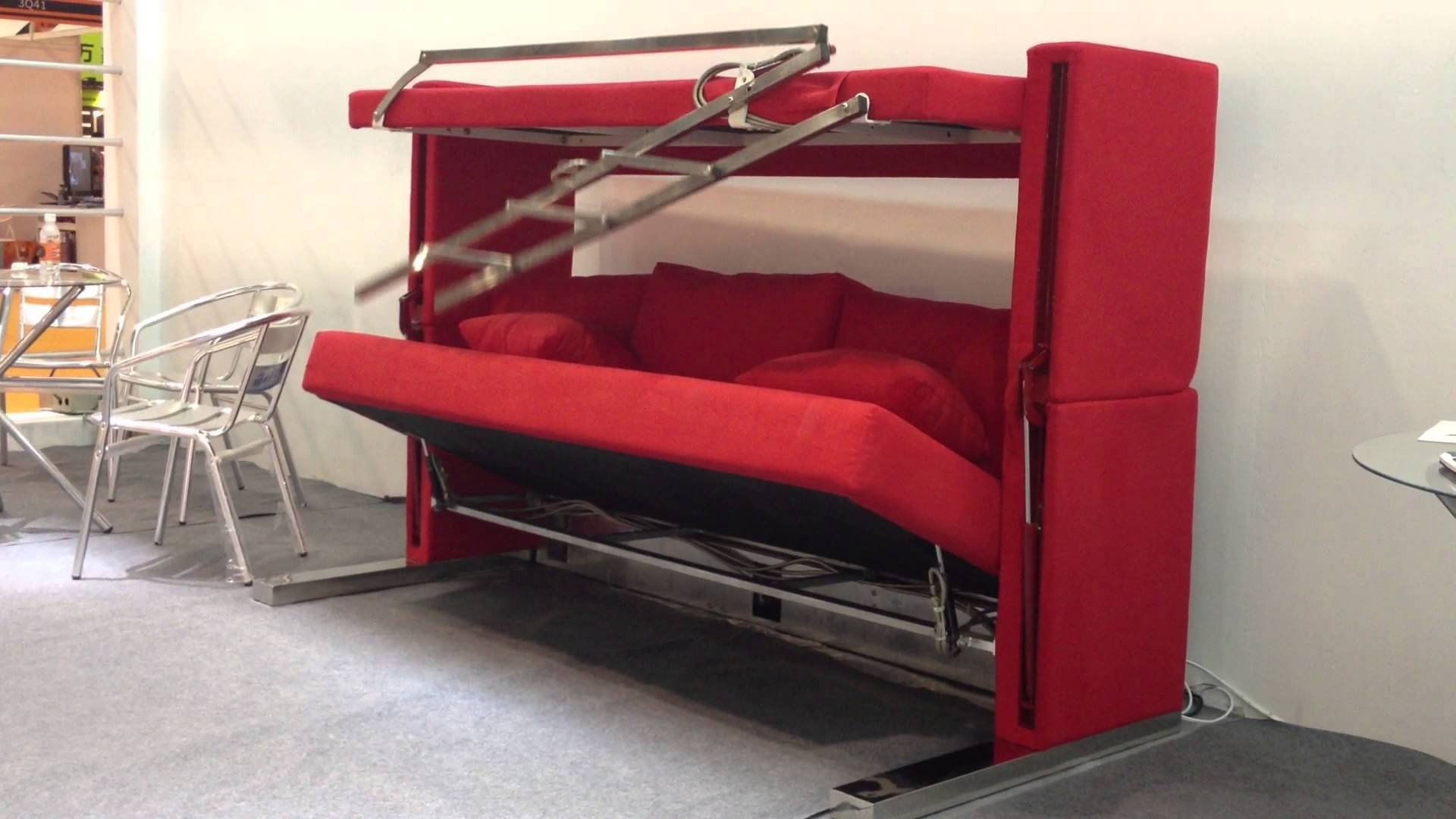 Intelligent, Folding, Metal Plating, Electric Lift Bed System Www with Electric Sofa Beds (Image 8 of 15)