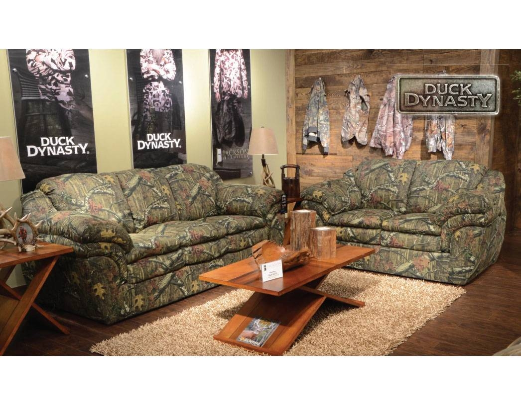 Interesting Camo Living Room Furniture Mossy Oak Camouflage in Camo Reclining Sofas (Image 10 of 15)
