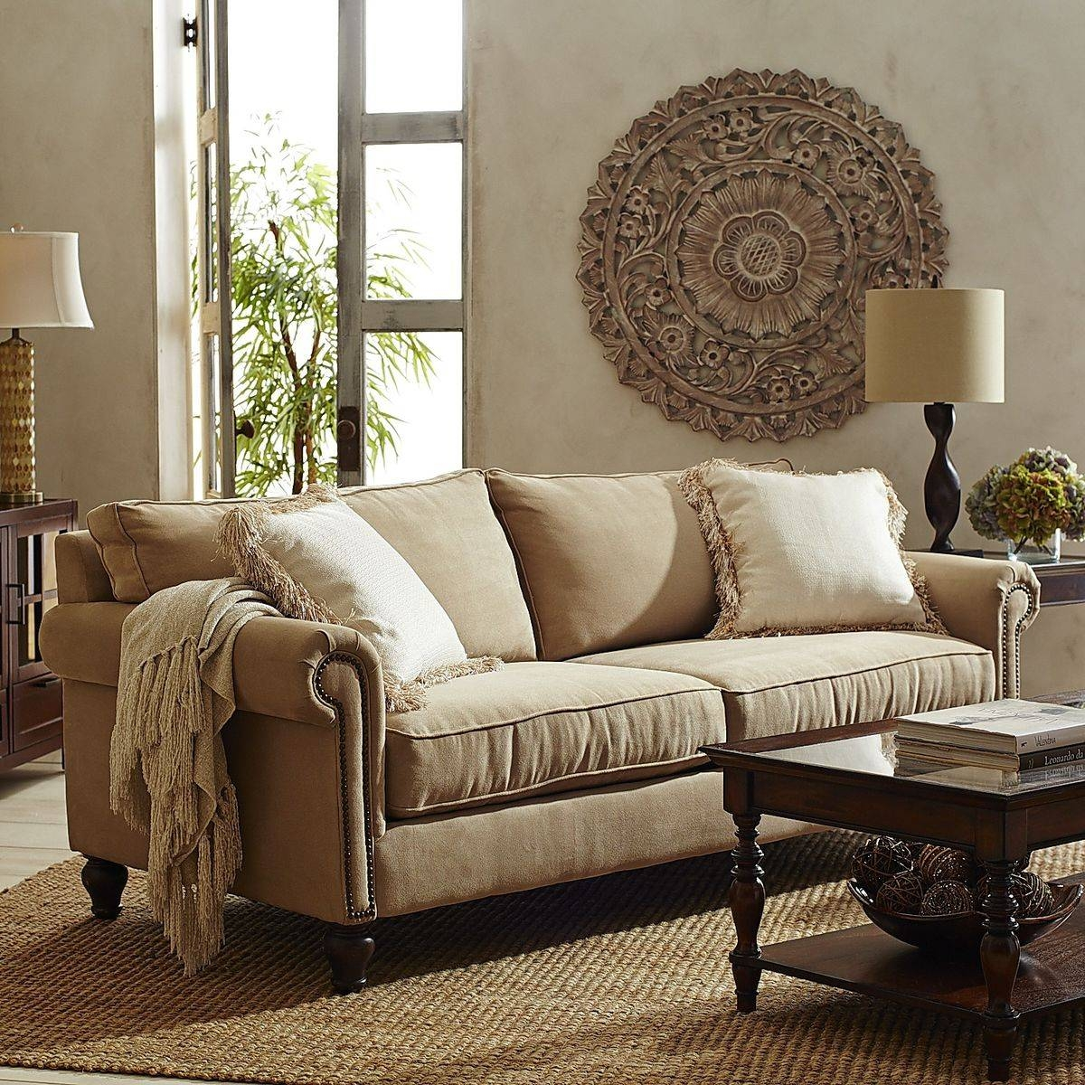 Interiorcrowd intended for Pier 1 Sofa Beds (Image 9 of 15)