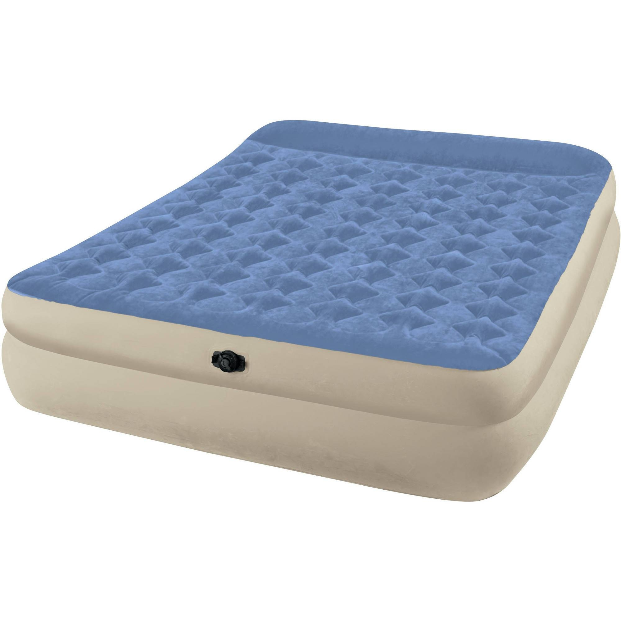 Intex Air Beds regarding Inflatable Full Size Mattress (Image 5 of 15)
