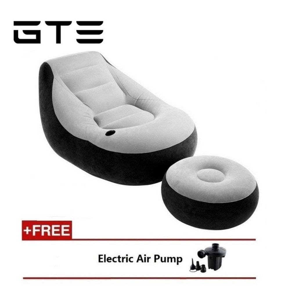 Intex Air Sofa | Memsaheb intended for Intex Air Couches (Image 5 of 15)