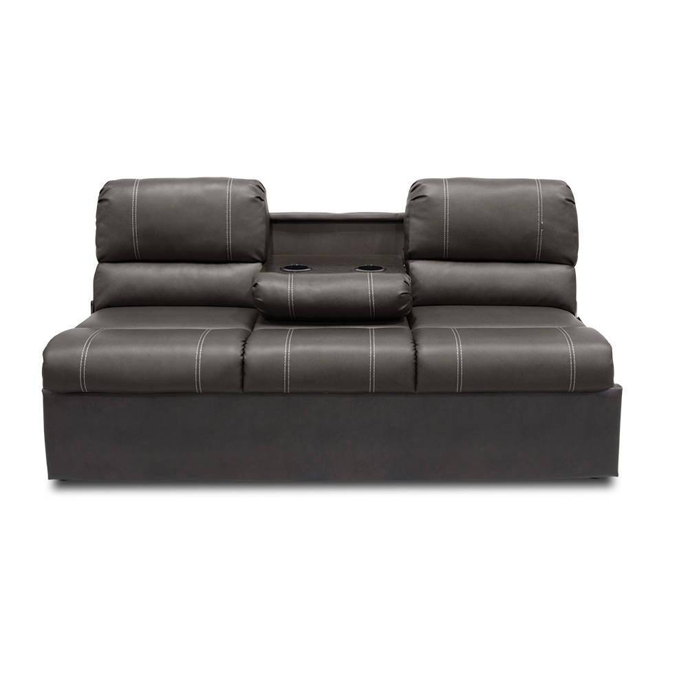 Jackknife Sofa - Lippert Components Inc - Furniture - Camping World inside Rv Jackknife Sofas (Image 7 of 15)