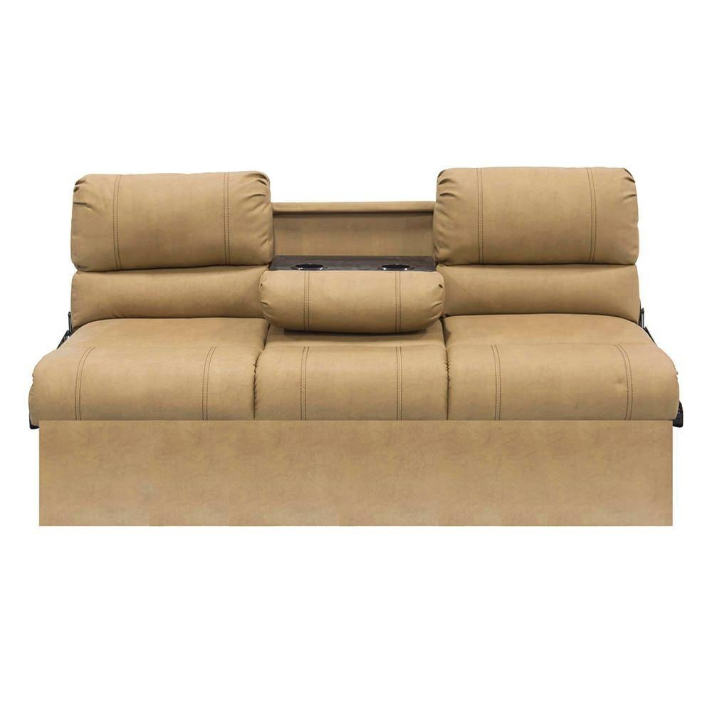 Jackknife Sofa - Lippert Components Inc - Furniture - Camping World regarding Rv Jackknife Sofas (Image 8 of 15)