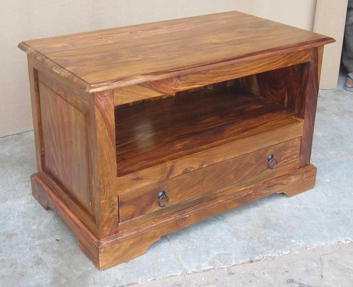 Jali Sheesham Small Tv Unit   Casa Bella Furniture Uk inside Jali Tv Cabinets (Image 13 of 15)