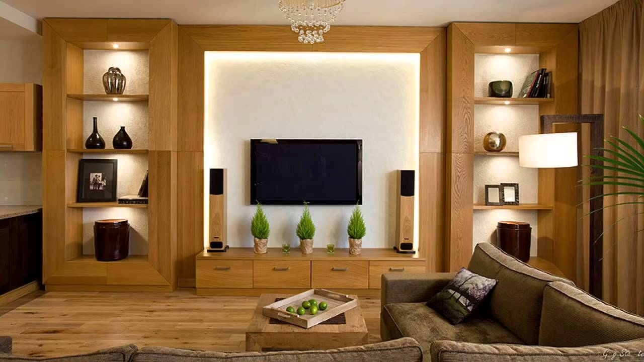 Kesar Interior Furnishing Modern Tv Cabinet Wall Units, Living inside Living Room Tv Cabinets (Image 8 of 15)