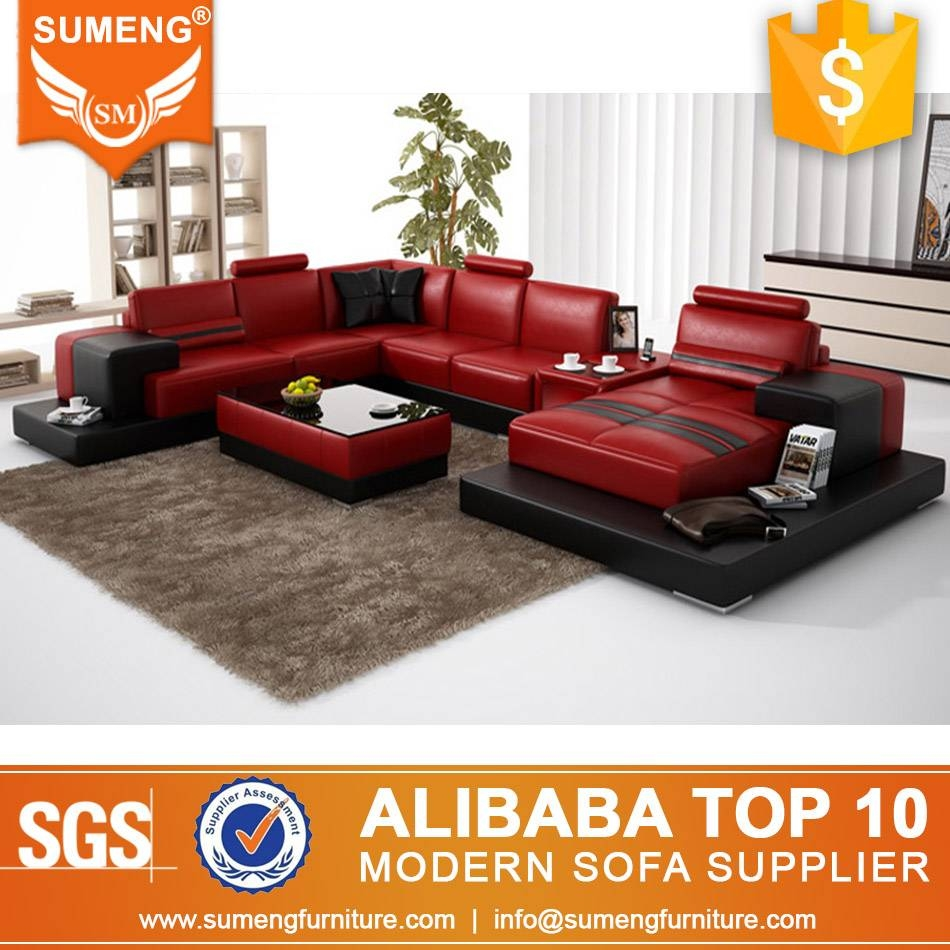 Korean Leather Sofa, Sofa Suppliers And Intended For Cool Blair for Blair Leather Sofas (Image 9 of 15)