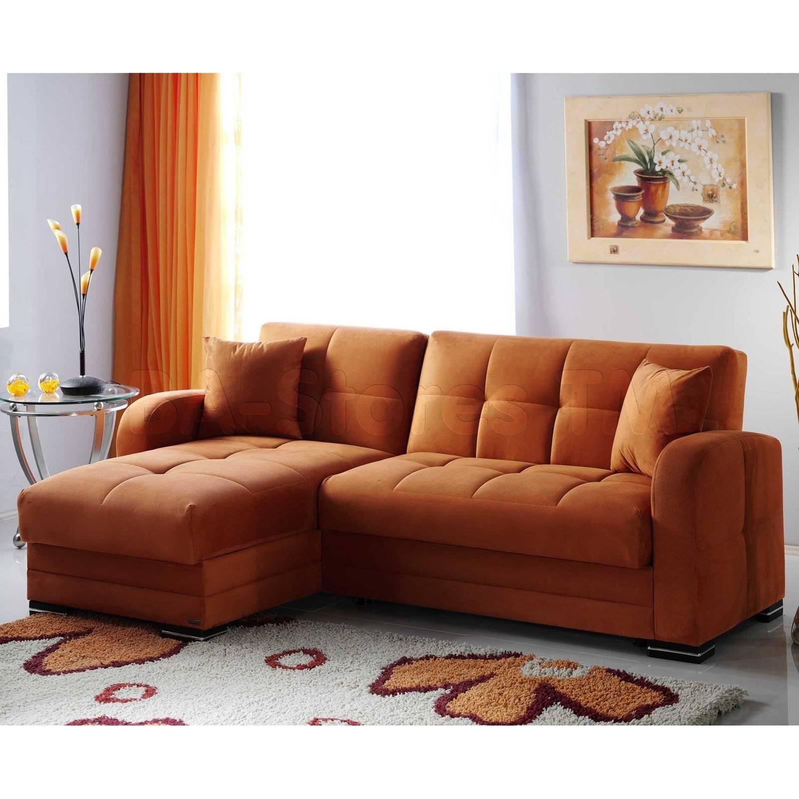 Kubo Sectional Sofa | Rainbow Orange | Sectional Sofas Is-Kubo-Ro with regard to Orange Sectional Sofas (Image 10 of 15)