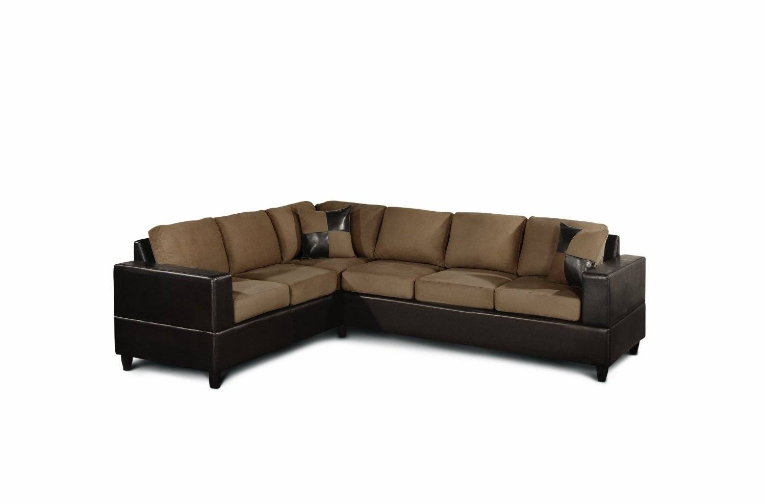 L Shaped Couches | Home Designlarizza within Small L-Shaped Sofas (Image 7 of 15)