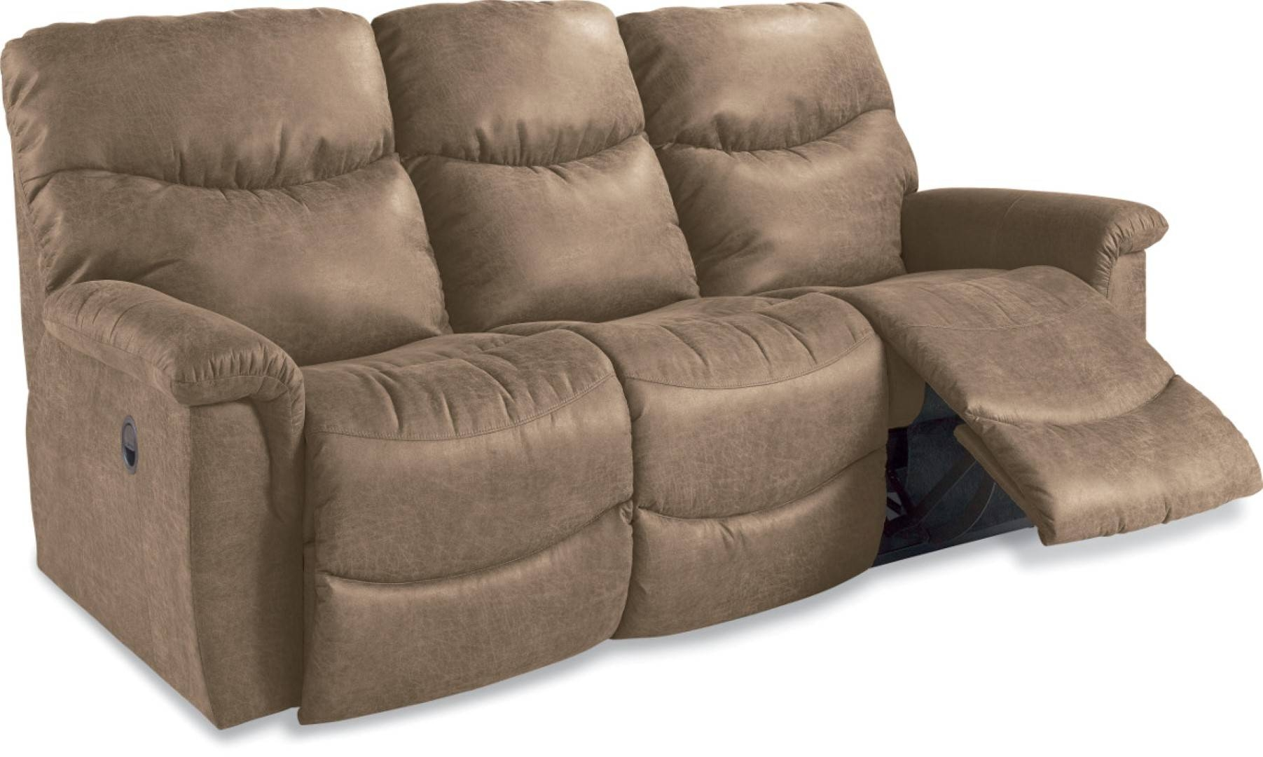 La-Z-Boy James Reclining Sofa - Town & Country Furniture throughout Lazy Boy Sofas (Image 7 of 15)