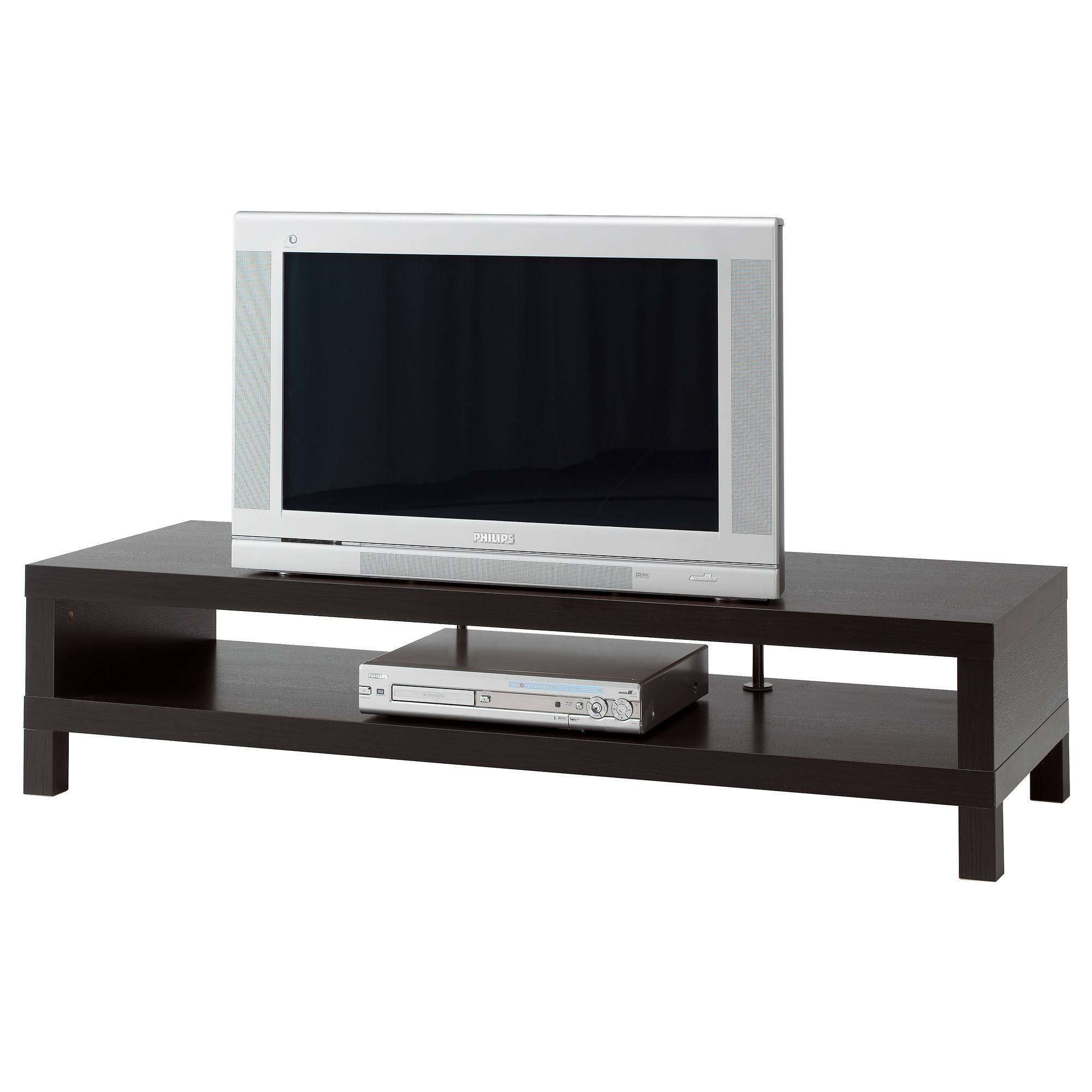 Lack Tv Unit – Ikea With Long Black Tv Stands (View 6 of 15)