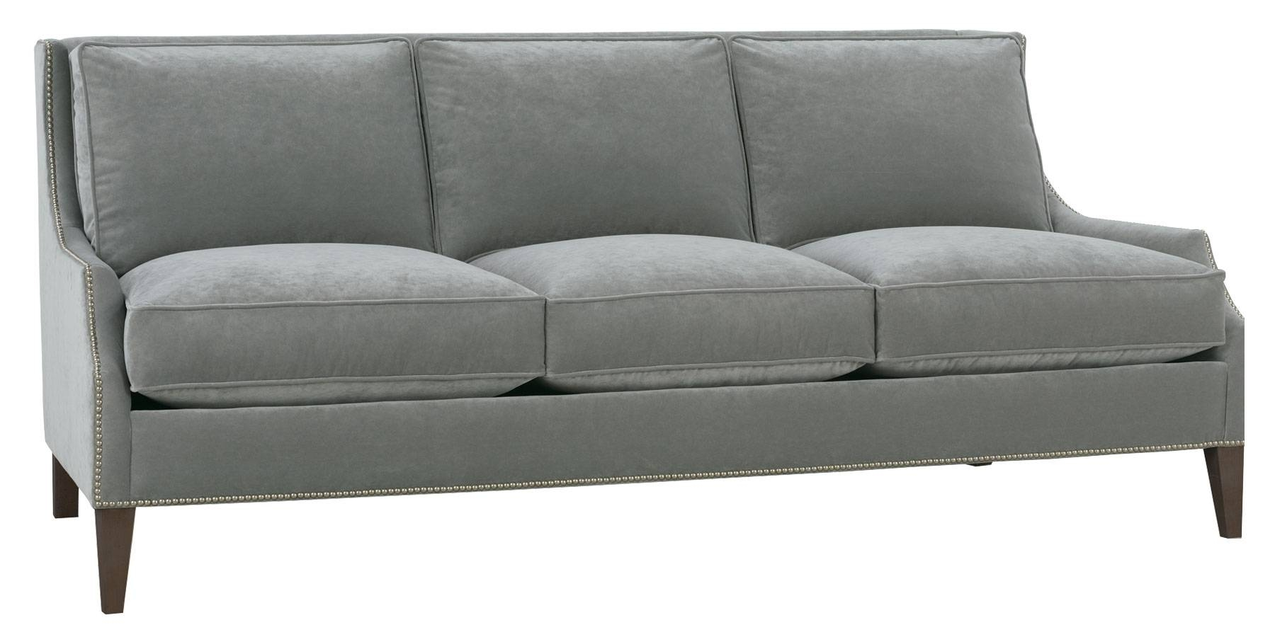 Lafayette Apt Size Sofa Amethyst Dda Afc Bdcec – Surripui Intended For Condo Size Sofas (View 9 of 15)