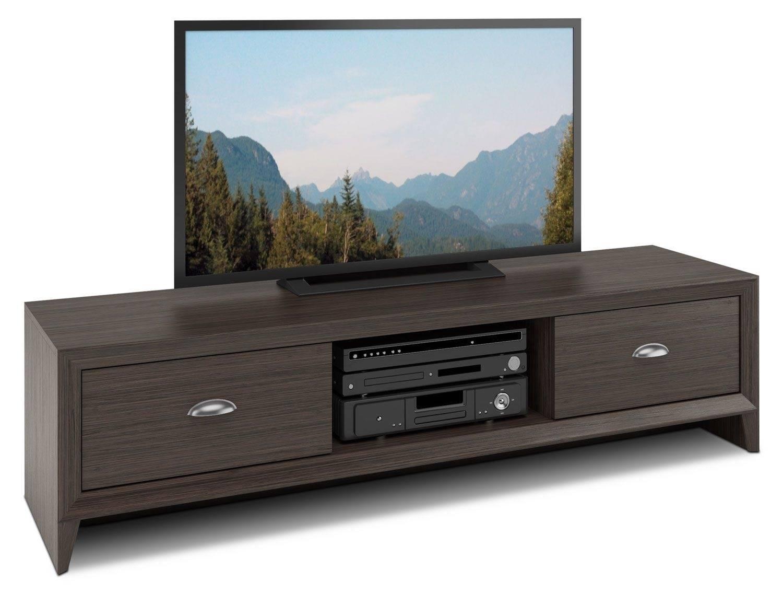 Lakewood Tv Stand - Dark Wenge | Leon's inside Wenge Tv Cabinets (Image 5 of 15)