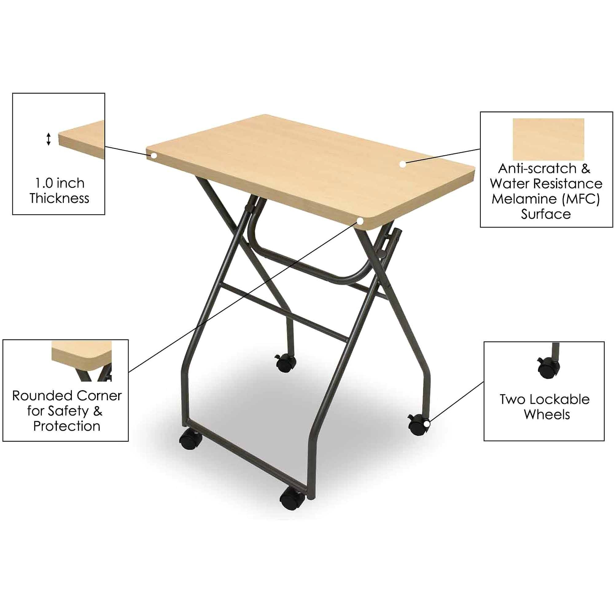 Laptop Folding Table Walmart Cool Inside Tv Tray Tables 10 | Verstak throughout Folding Tv Trays With Stand (Image 5 of 15)