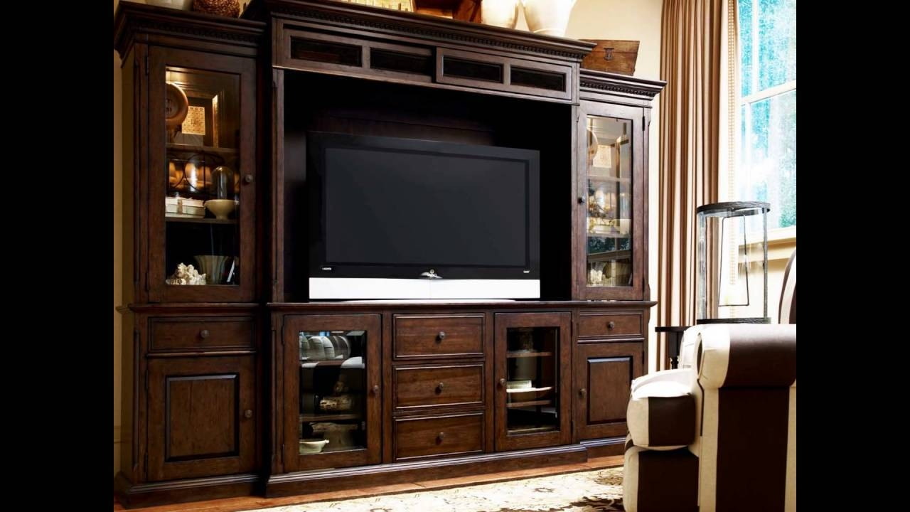 Large Tv Cabinets – Youtube Pertaining To Tv Cabinets (View 4 of 15)
