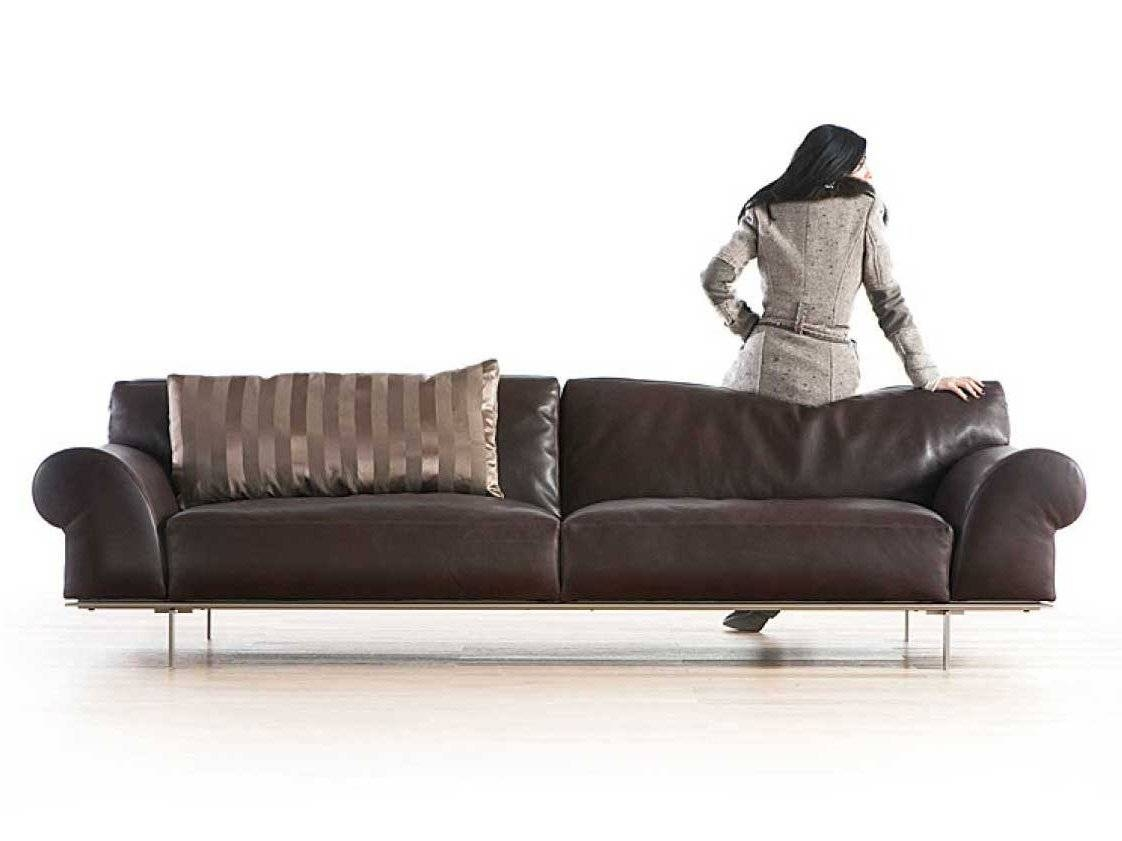 Leather Italia High Quality Italian Leather Sofas, Made In Italy for Italian Leather Sofas (Image 5 of 15)
