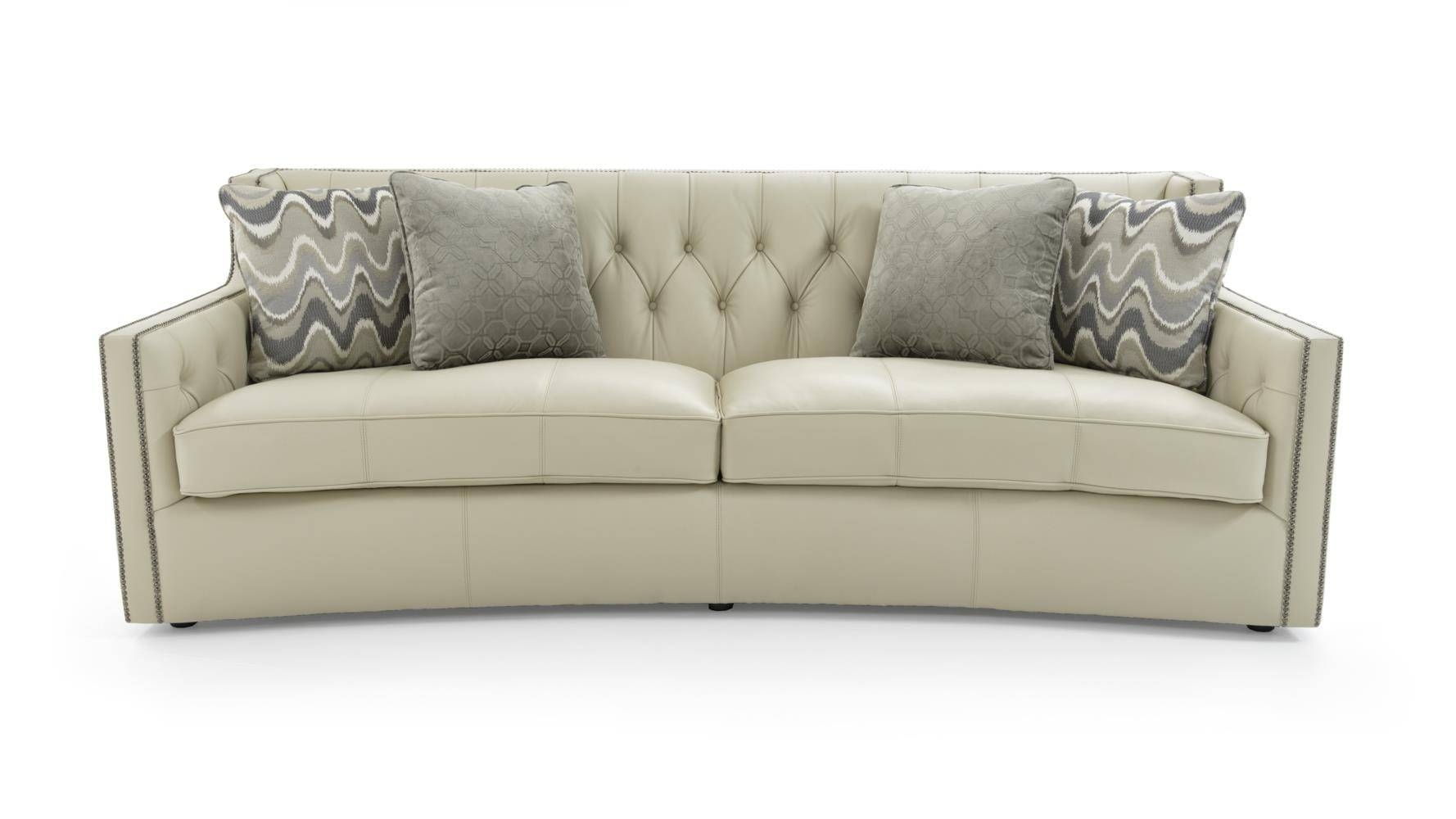 Leather Sofas | Ft. Lauderdale, Ft. Myers, Orlando, Naples, Miami within Sofas (Image 7 of 15)