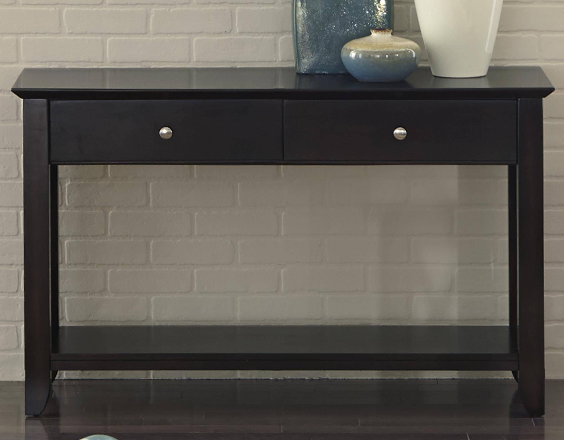 Liberty Furniture Piedmont Sofa Table With 2 Drawers And 1 Shelf throughout Piedmont Sofas (Image 7 of 15)