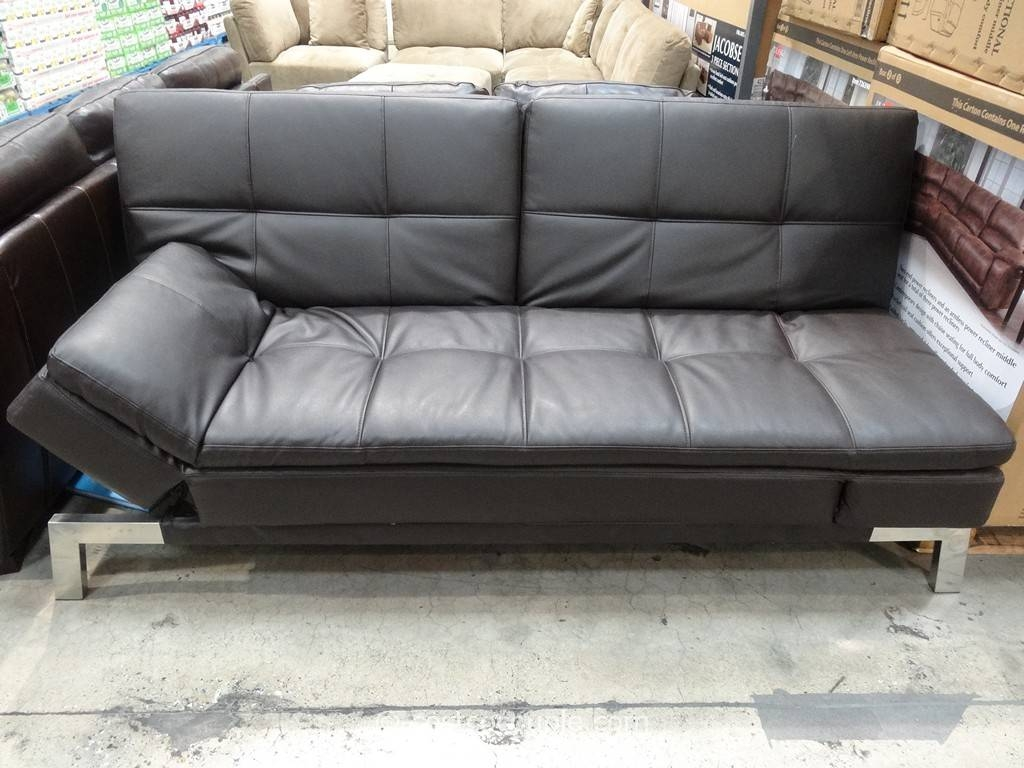 Lifestyle Solutions Milano Euro Lounger within Euro Sofa Beds (Image 5 of 15)